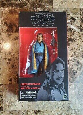 "Lando Calrissian 6/"" The Black Series STAR WARS MIB #65 Hasbro NEW MIB #2"