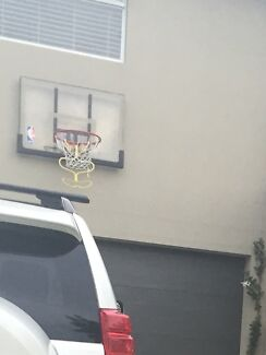"Spalding 44"" Gold Series wall mounted backboard Lane Cove Lane Cove Area Preview"