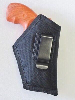 Low Profile Inside Pants Gun Holster For S&w Bodyguard 38