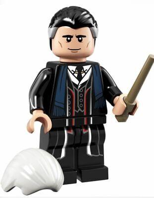 Lego 71022 Harry Potter CMF Percival Graves Grindelwald minifigure New Sealed