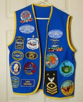 Original Period Items Symbol Of The Brand Ww Ii Us Navy Apron With Rate Patches Vintage