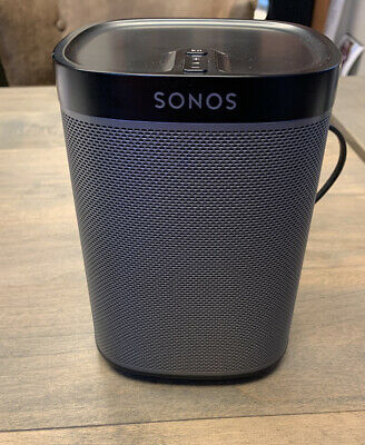 Sonos PLAY:1 Wireless Speaker (Black)
