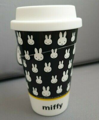 Official Miffy the Rabbit Travel Mug Coffee Cup