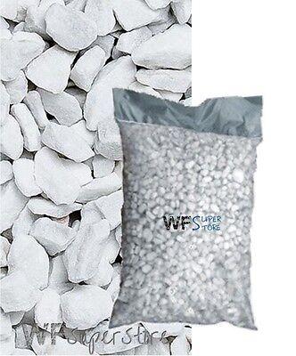 Graniglia marmo Bianco Carrara 9/12 - sacco da 25 kg - sassi pietre giardino