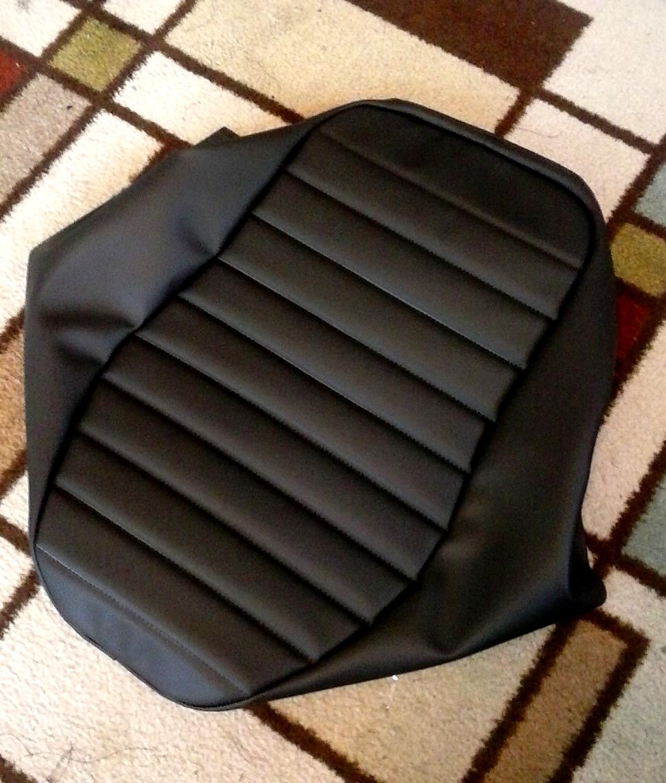 YAMAHA XS1100-XS1100F 1979 Custom Hand Made Motorcycle Seat Cover