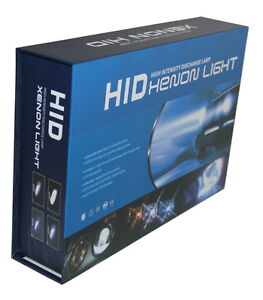55W H4-3 Hi/Lo Beam HID KIT for Holden Commodore Ute & Crewman VS VU VY VZ