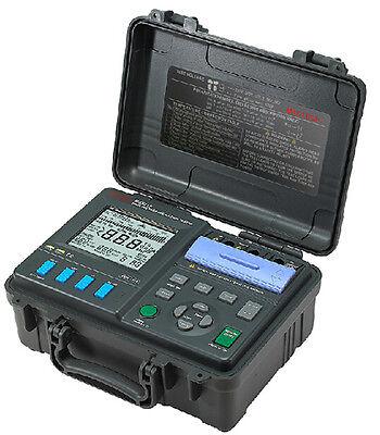 Hi-voltage 5kv Insulation Resistance Tester Megger 5t Ohm Current 1ma Pi Dar Usb