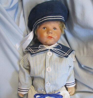 Babypuppe aus den 70er Jahren Puppen & Zubehör Puppen Puppe