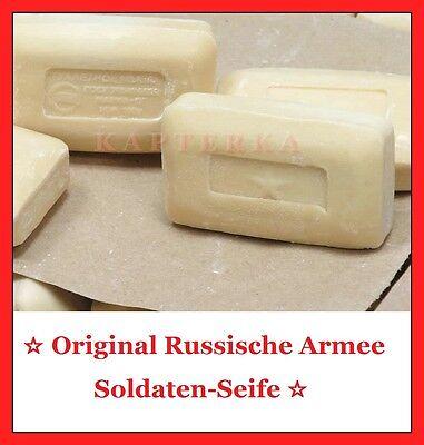 ☆ Original Russische Armee Soldaten-Seife Handseife, Neu ☆