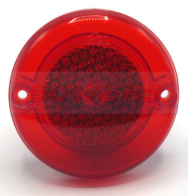Jokon 710 95mm Round Rear Red Reflector Jcb