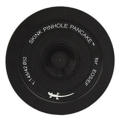 Skink Pinhole Pancake Objektiv Pro Kit Canon 90D, 800D, 9000D 2000D 750D 700D 5D