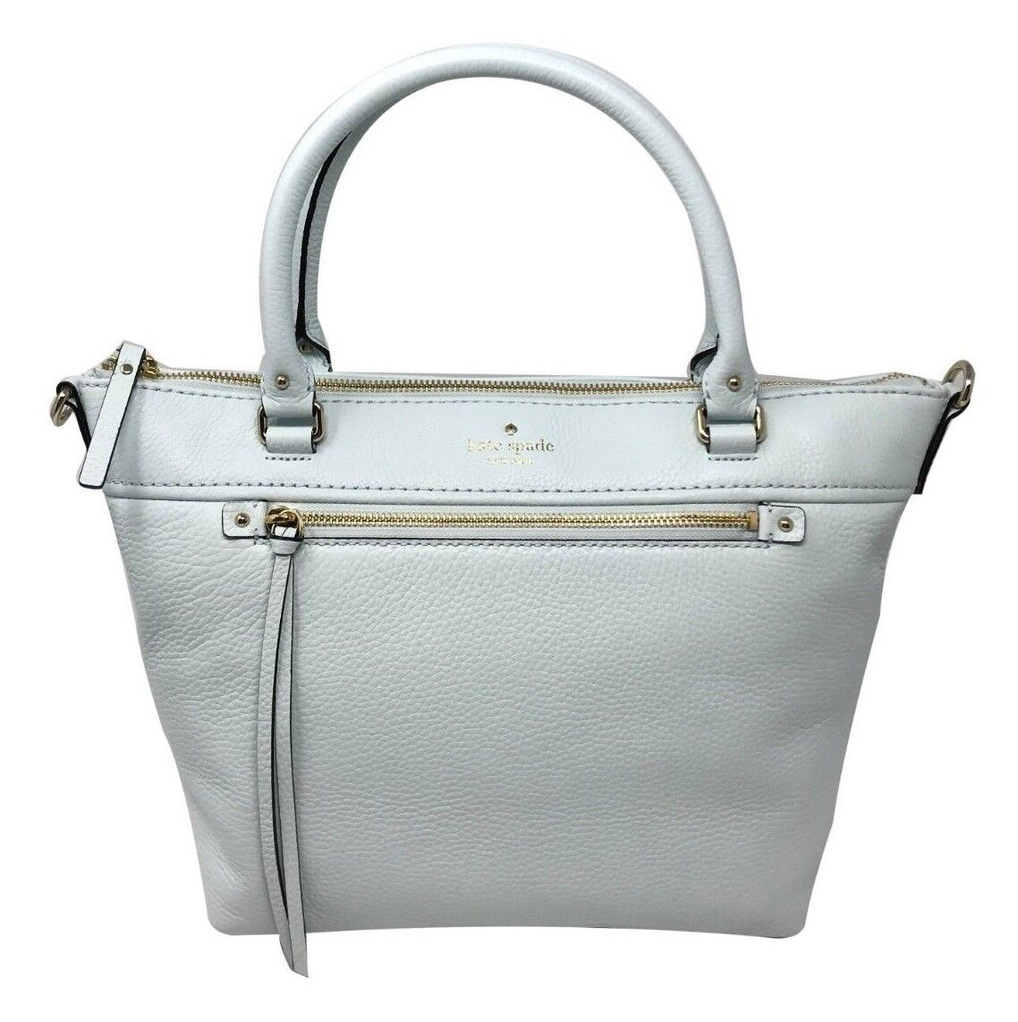 Kate Spade Cobble Hill Small Gina Island Waters Satchel Crossbody Bag PXRU6016