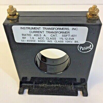Instrument Transformers 4005 Ratio Current Transformer 5sft-401