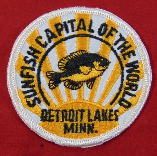 Detroit Lakes, Minnesota Sunfish Capital Of The World Patch