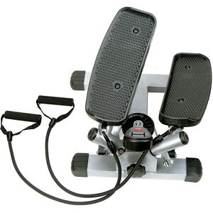 NEW!! Sunny Health & Fitness Twister Stepper Mini Aerobic Exercise Step Machine