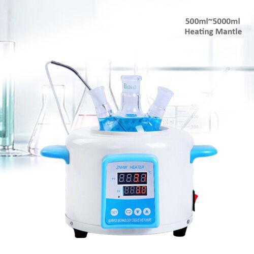 New Electric Digital Display Heating Mantle Medicine Lab Flask Distillation