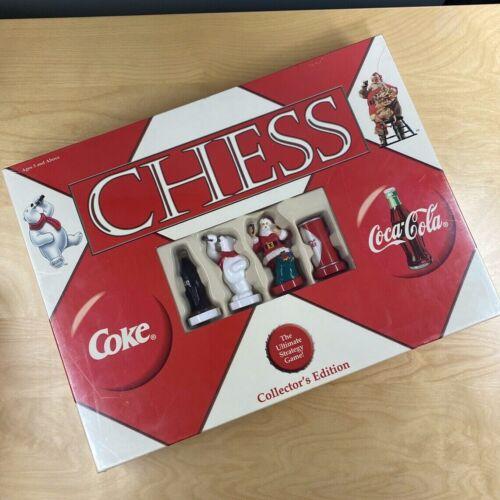 Coca-Cola vs. Coke Chess Collector