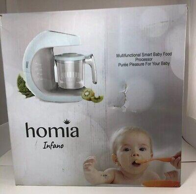 Baby Food Maker Chopper Grinder - Mills & Steamer 7 in 1 Processor for Toddlers
