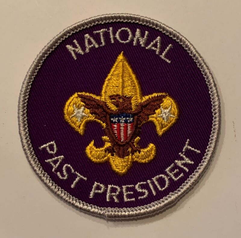 BSA National Office Patch - Past President