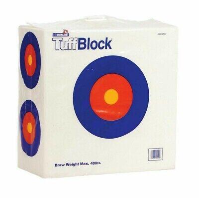 McKenzie Foam Block Archery Target Hunting Practice Draw Bow Training -