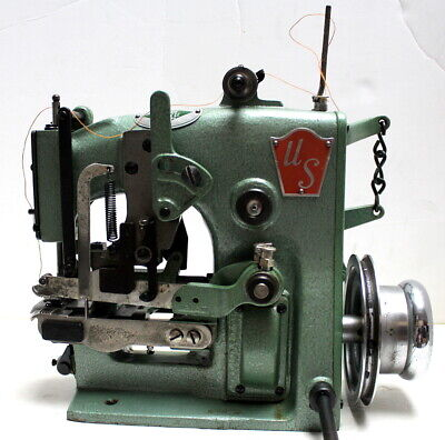 Us Blind Stitch E.w.b. Edge Worker Baster Chainstitch Sewing Machine Head Only