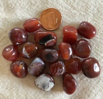 Бисер Fire Agate Small Nugget Beads,