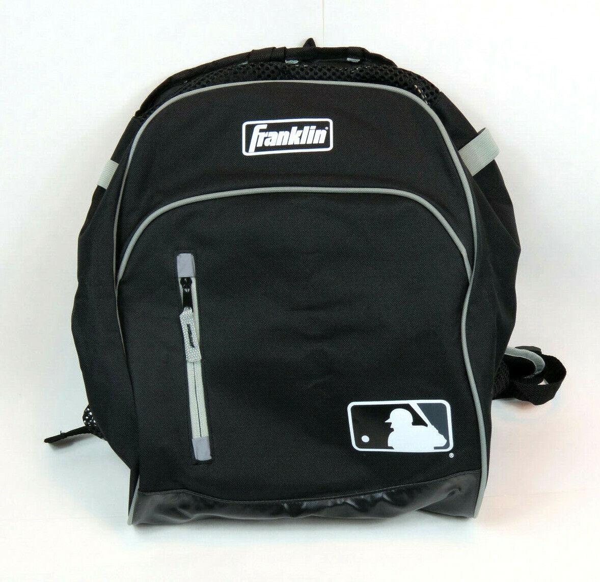 Franklin Sports MLB Batpack Bag - Perfect for Baseball, Soft