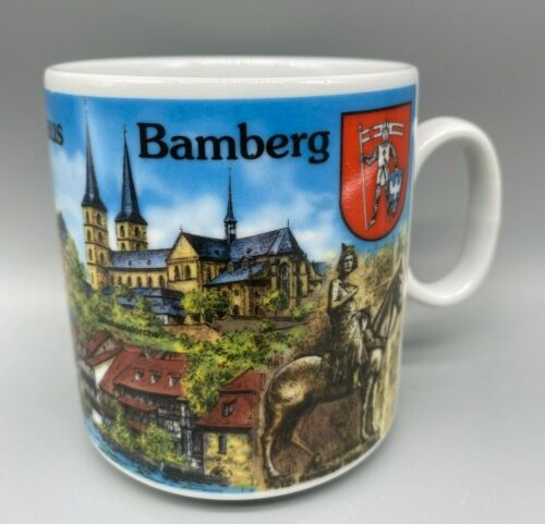 Bamberg, Germany Tourist Souvenir Coffee/Tea Mug (4B12)