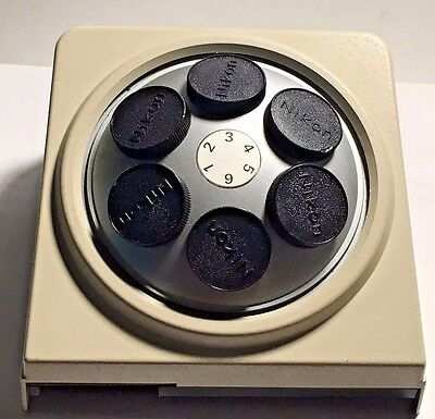Nikon Microphot Brightfield Motorized Nosepiece For Microscope