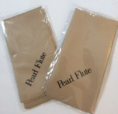 PEARL Flute Polishing Cleaning Cloth -- BRAND NEW, SEALED