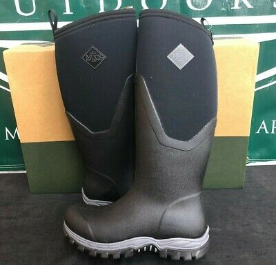 Muck Boot Co. Arctic Sport II Hi Black Women Sizes AS2H-000 BRAND NEW Arctic Sport Boot