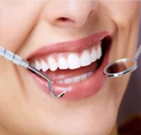 30$ professional dental cleaning