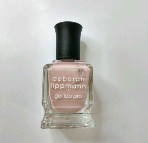"Deborah Lippmann Gel Lab Pro ""I'M MY OWN HERO"" As Pic See De"