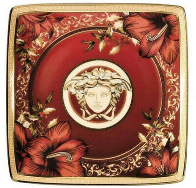 VERSACE MEDUSA ASH TRAY LUXURY LOVER GIFT IDEA NEW IN BOX SALE