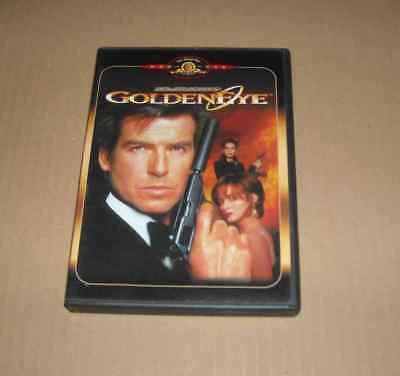 DVD JAMES BOND 007 GOLDENEYE PIERCE BROSNAN