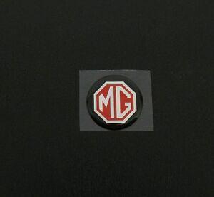 MG MGA MGB MGBGT MIDGET MGTD MGTC MGTF EMBLEM LOGO BADGE DECAL STICKER