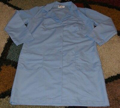 Best Medical Woman L/S Lab Coat Snaps 3 Pocket 38