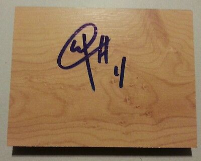 Elfrid Payton Orlando Magic Signed Mini Floorboard