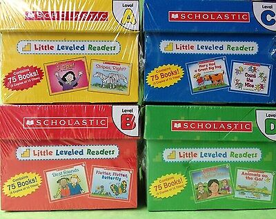 Little Leveled Readers Superset Childrens Books Level A B C D Learning to Read