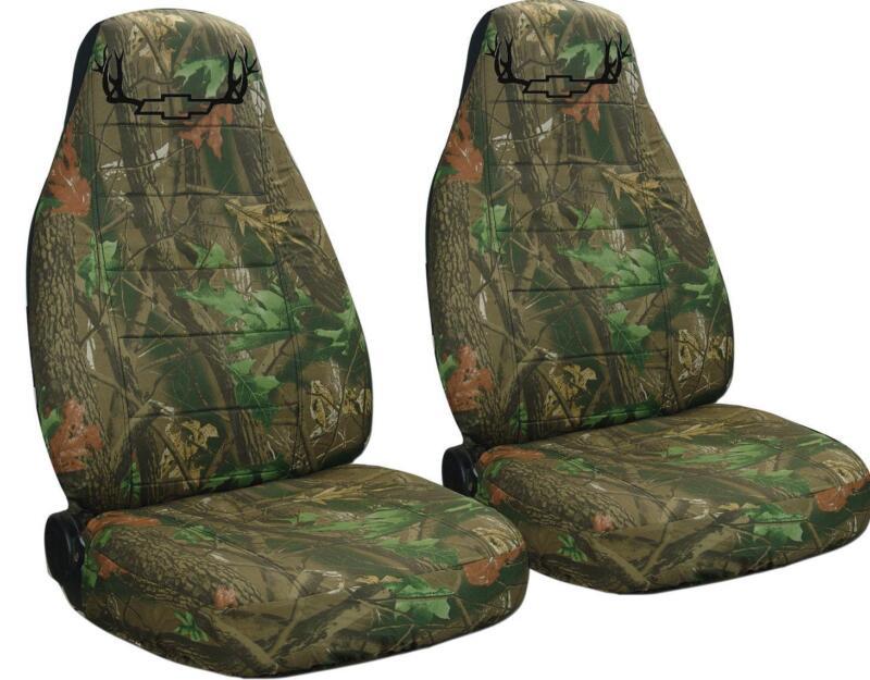 Camo Truck Seat Covers Ebay