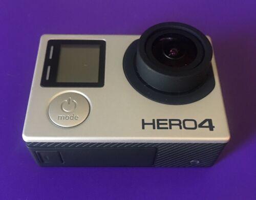GoPro HERO 4 Digital Camcorder - Black - Camera only