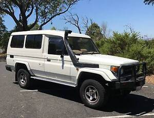 1995 Toyota LandCruiser - LOW KILOMETRES - EXCELLENT CONDITION West Perth Perth City Area Preview