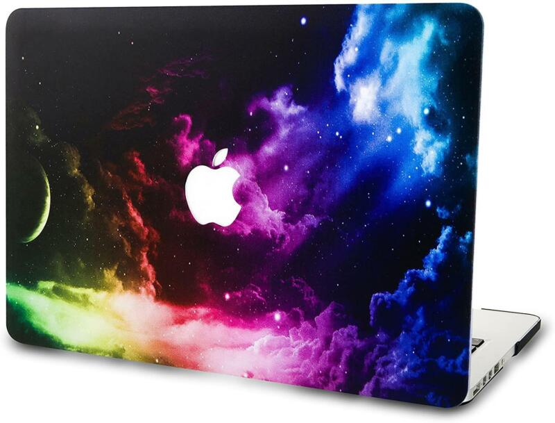 Protective+Case+Cover+for+Apple+MacBook+Retina+-+Galaxy+Space+Collection