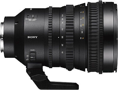 SONY E PZ 18-110mm F4 G OSS Lens SELP18110G RRP £3099
