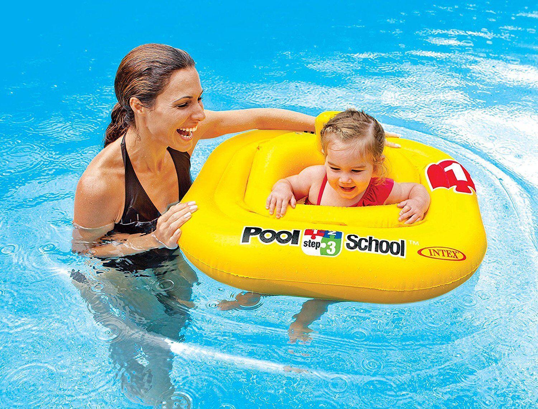 INTEX Babysicherheitsring für Pool Plantschbecken Neu und OVP