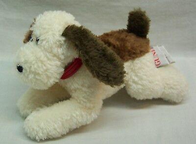 Gund PUPSY THE BROWN & WHITE PUPPY DOG 6
