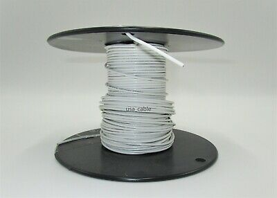 M27500-20sm1n23 20 Awg 1 Conductor Mil Spec Wire. Nickel-plate Copper