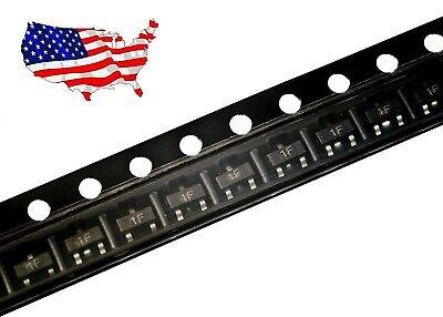 Bc847b - 10 Pcs Bc847 45v 100ma Sot-223 Small Signal Transistor - From Usa