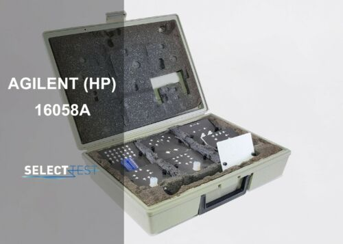 AGILENT (HP) 16058A ACC. KIT FOR 16058A FIXTURE (4145A & 4145B) *LOOK* (REF: G)