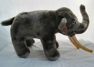 ELEPHANT Ringling Bros. Brothers Barnum Bailey Circus Stuffed Plush Toy Vintage
